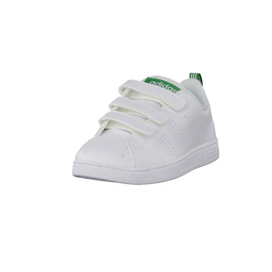 Adidas Vs advantage clean Sneakers Jongens Maat 34 Wit