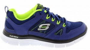 skechers-flex-advantage-nvyl-blauw-sneakers-jongens