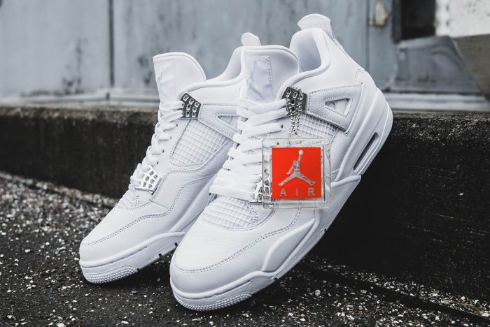Up Close With the Air Jordan 4 -Pure Money-  df39a5145