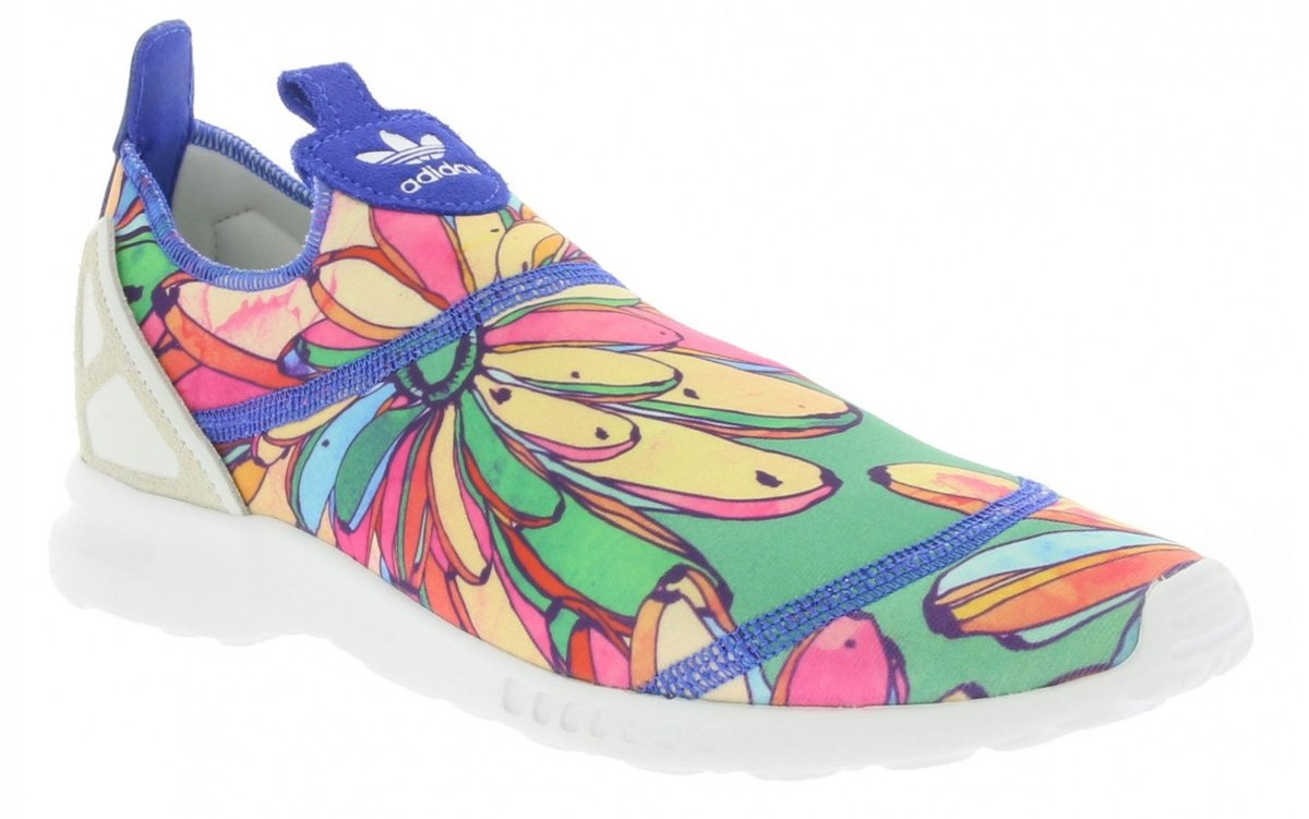 f58698515cd Adidas Zx Flux Adv Smooth Dames Sneakers Maat 43 1/3 maat